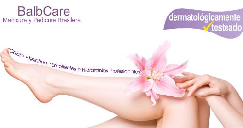 Salón certificado BalbCare Professional Nail Care